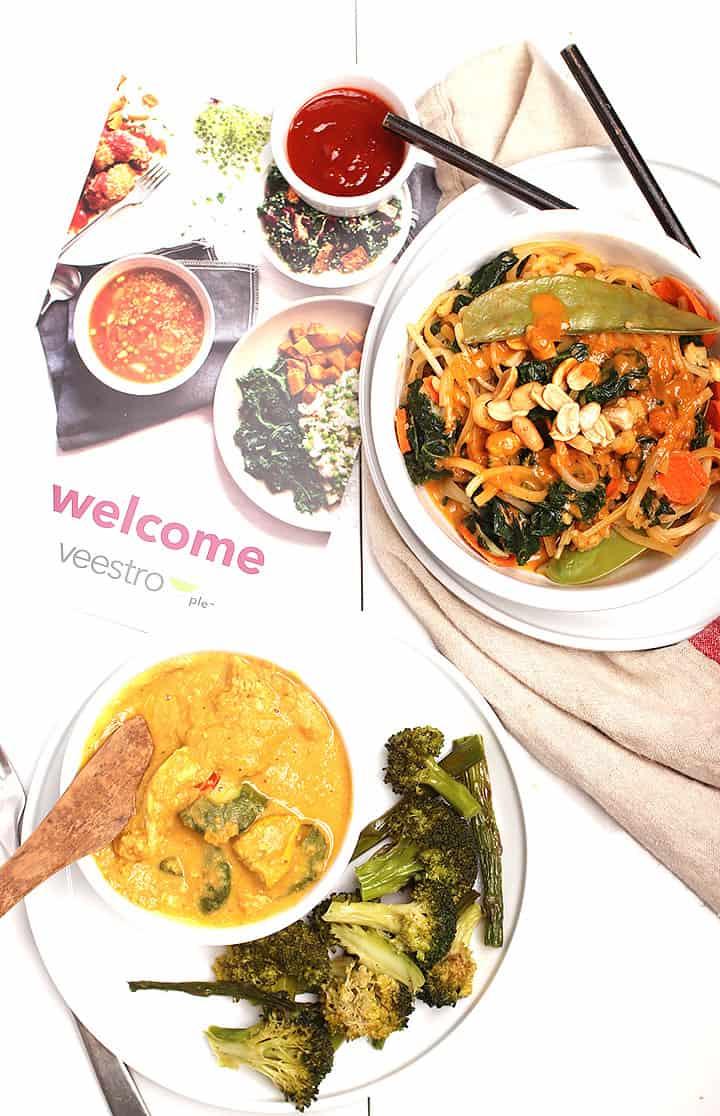 Veestro Vegan Pad Thai