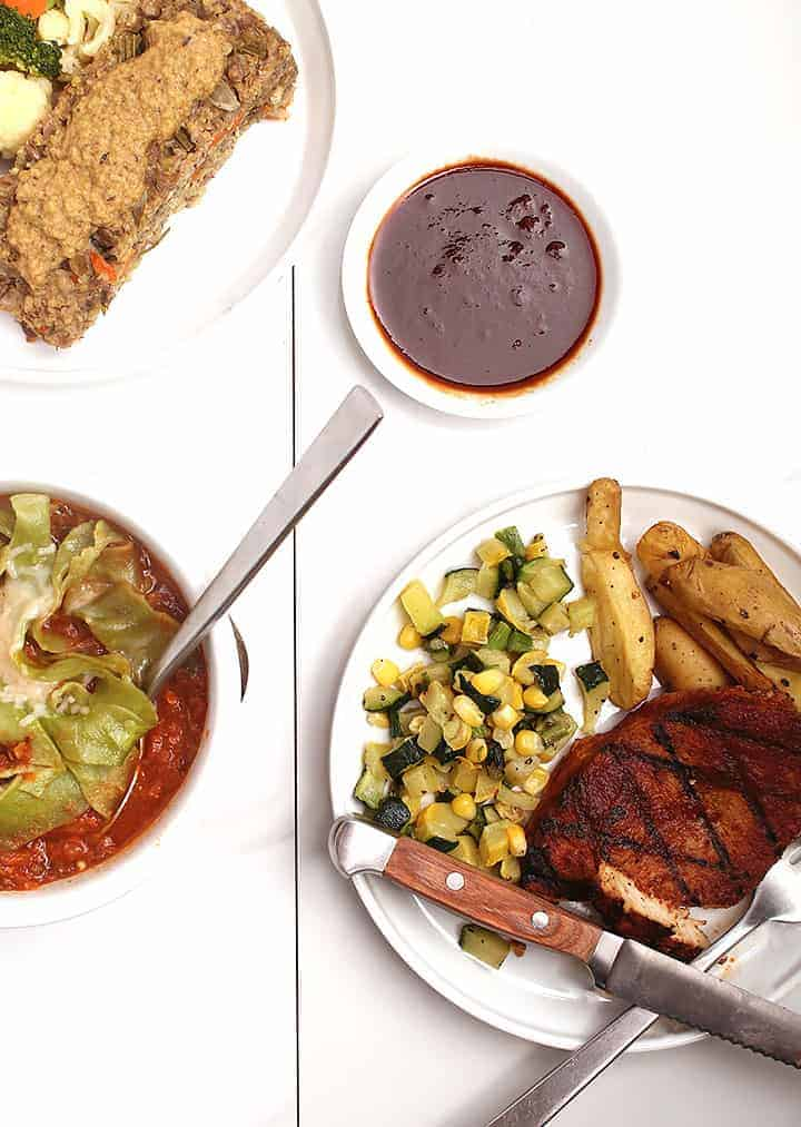 Veestro plant-based meals