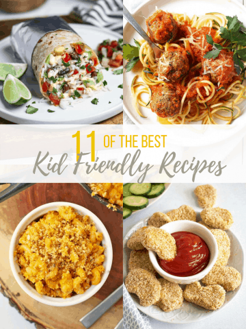Worry no more about those picky eaters! Try out these 11 kid-friendly, vegan, veggie-packed dinner recipes for hearty and delicious meals that will delight the whole family.