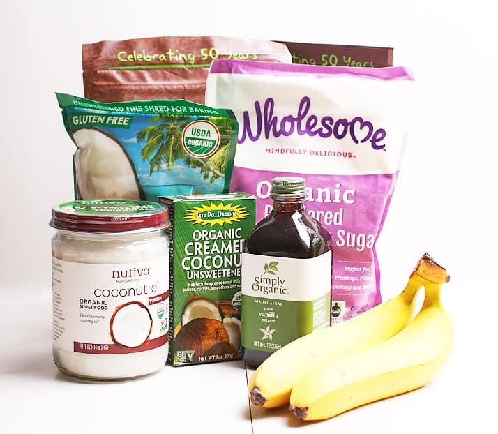 Ingredients from iHerb
