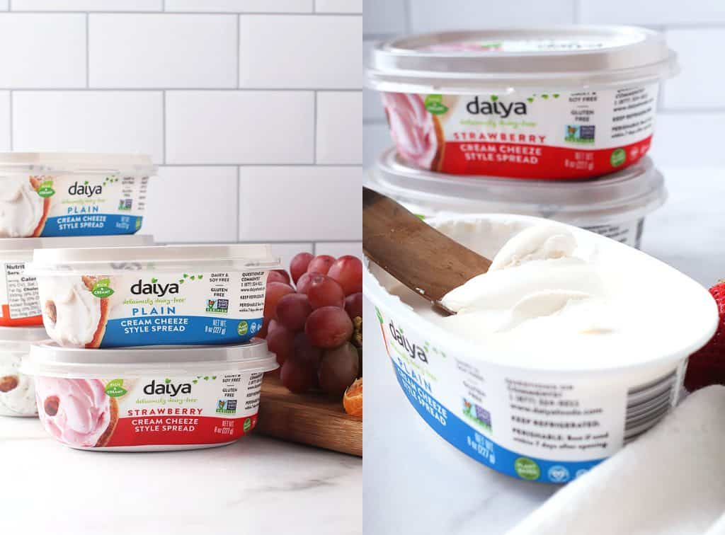 Daiya Vegan Cream Cheese