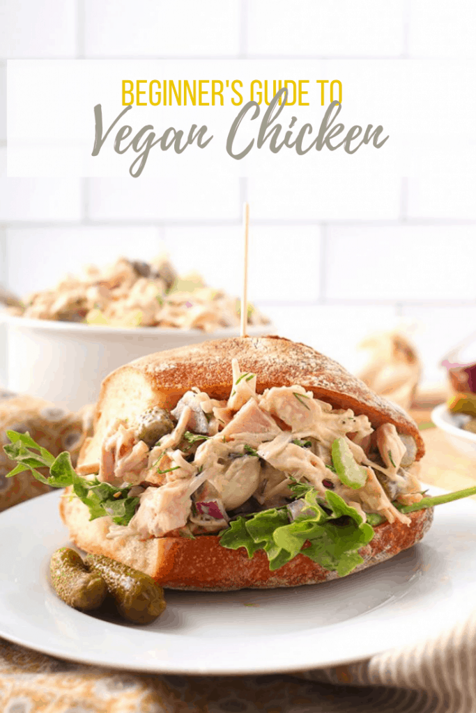 Your ultimate guide to vegan chicken. Learn how to replace chicken in your favorite dishes without compromising on taste and texture. From whole food to store bought options, you'll find something of everyone