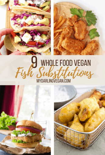 9 Vegan Fish Replacements