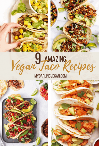 9 Amazing Vegan Taco Recipes