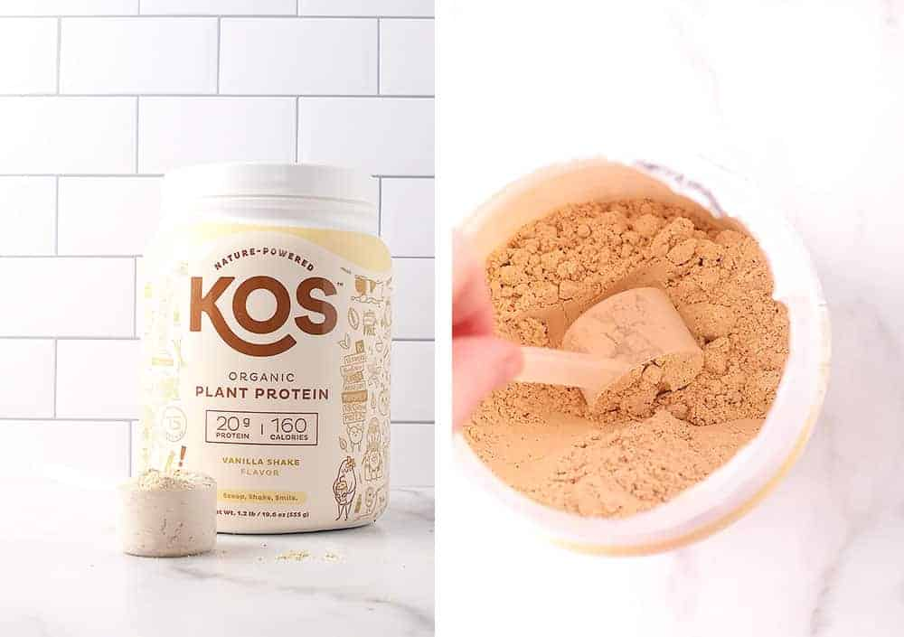 KOS Vegan Protein Powder