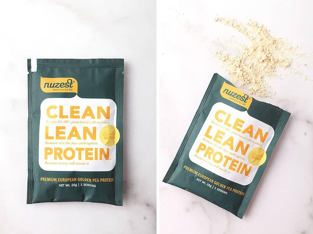 Nuzest Vegan Protein Powder