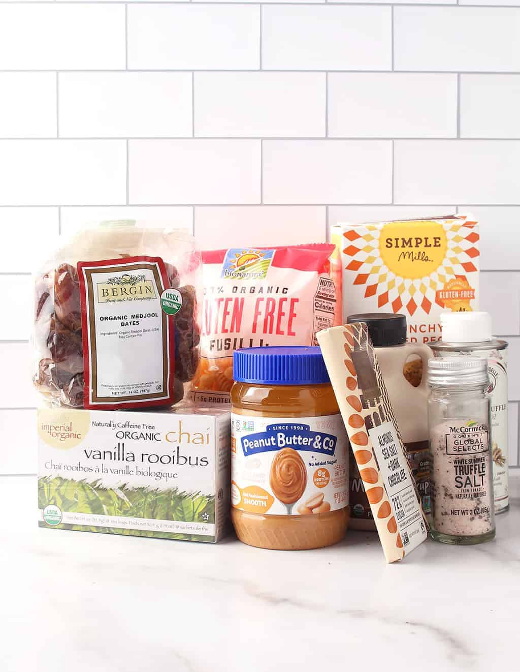 Mini-Haul groceries from iHerb