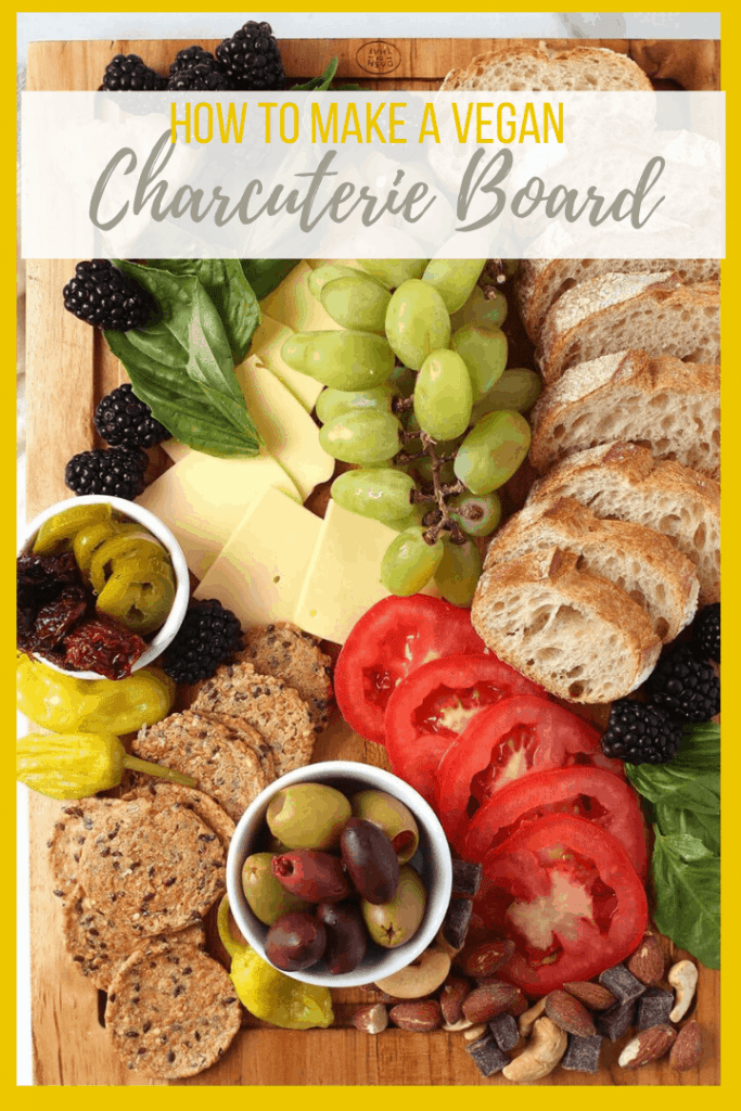 Skip the restaurants and host happy hour at home. Learn how to put together a gourmet plant-based charcuterie board and serve it with a refreshing cocktail for an experience to remember.