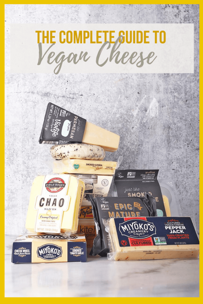 Finding cheese substitutions may be the biggest obstacle for people wanting to eat a vegan diet. Here is your complete guide to replacing cheese. With so many store bought and homemade options, your cheese craving will be satisfied!